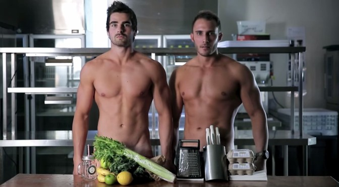 Acai Brothers Naked Superfood Ad