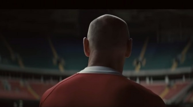 "Guinness Rugby ""Never Alone"" Gay Ad"
