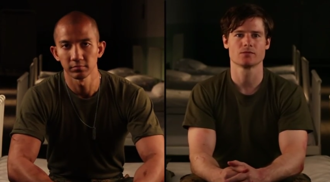 What Makes A Gay Soldier Different From A Straight Soldier