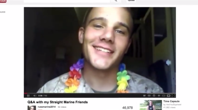 YouTube Gay Marriage Viral Campaign