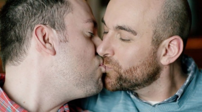 Hallmark Valentine's Day Ad With Gay Couples: One Love, One Card