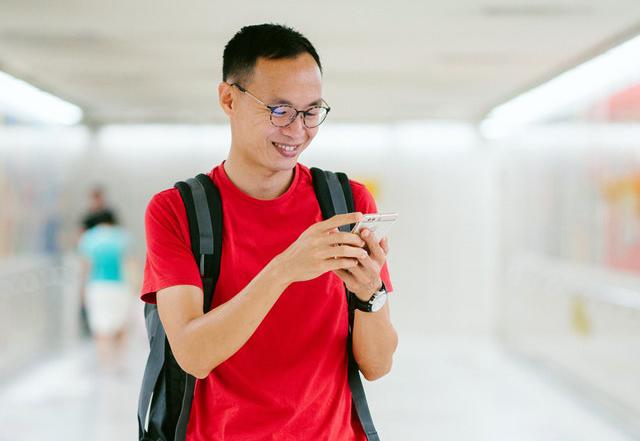 LGBTQ Asian mobile