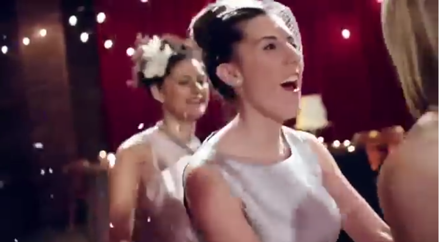 Nordstrom Gay Ad – The Ultimate Wedding Party