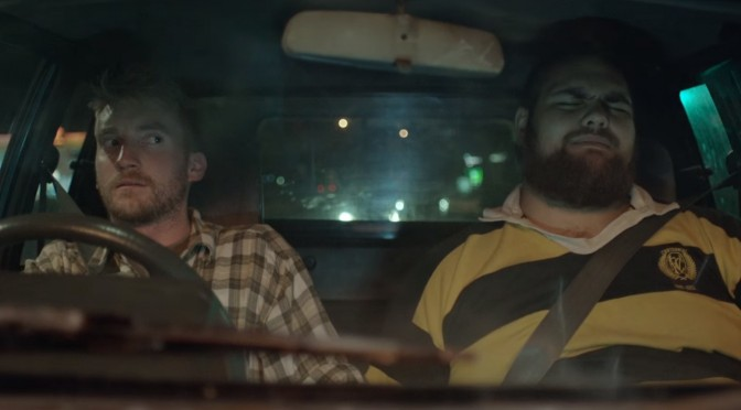 Hello? Awkward Gay Moments Ad From NZTA
