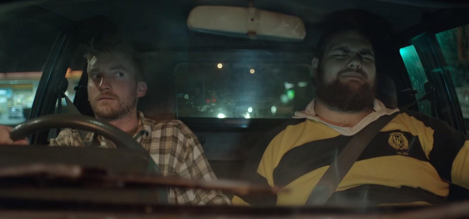 NZ Transport Agency - Hello gay awkward!