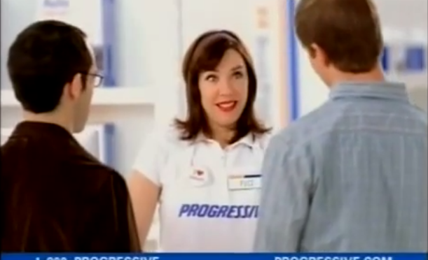 Progressive Insurance Gay Ad