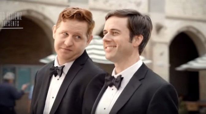"""Tide To Go"" Gay Marriage Spoof"