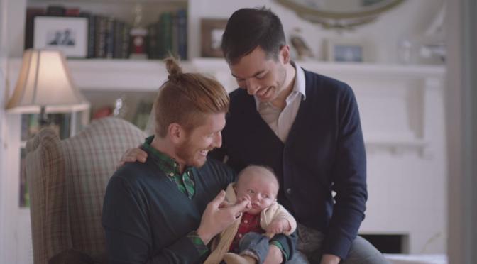 "TYLENOL ""#HowWeFamily"" Gay Ad"
