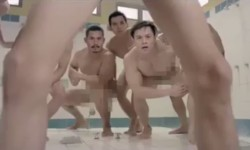 Master Kong Shower Gay Biscuit Ad