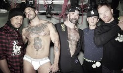 Nasty Pig Underwear 'Give / Receive' Gay Ad