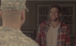 "Gun Oil ""Happy Valentine's Day"" Gay Ad"