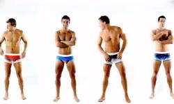 aussieBum Men Underwear Gay Ad